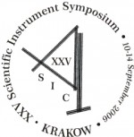 XXV Scientific Instrument Symposium