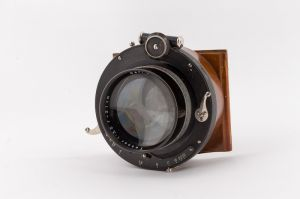 Tessar Photographic Lens. Carl Zeiss, Jena. University Of Tartu Museum ÜAM   1422:4 1 3 AjKF